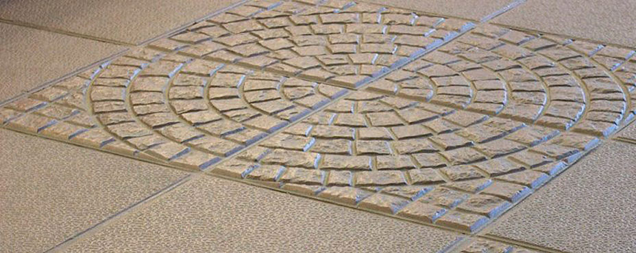 F brica de mosaicos baldosas para veredas italmarmol for Baldosones de cemento